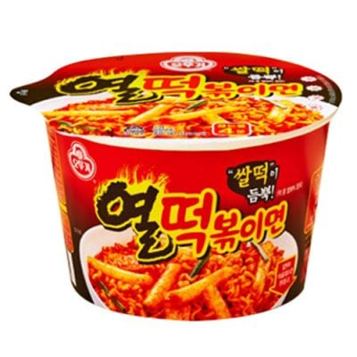 Yeol DdeokBokki 열떡볶이면 korean ramen guide