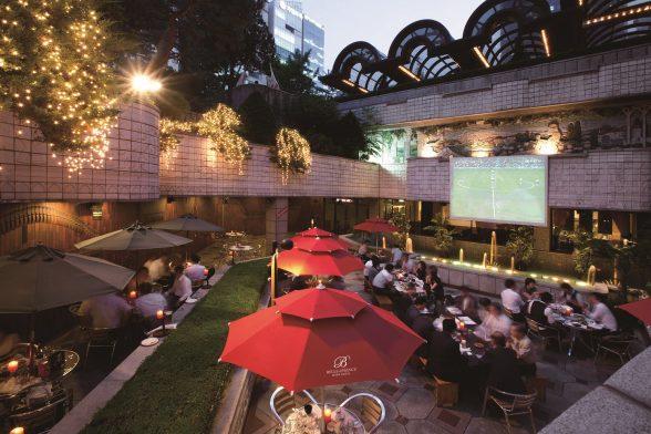Belle-Essence Seoul Hotel_Outdoor Beer Garden