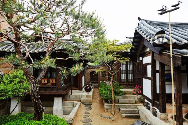 Unique Hotels and Pensions in Korea Rakkojae