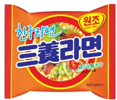 Chingu Ramen 친구라면 korean ramen guide