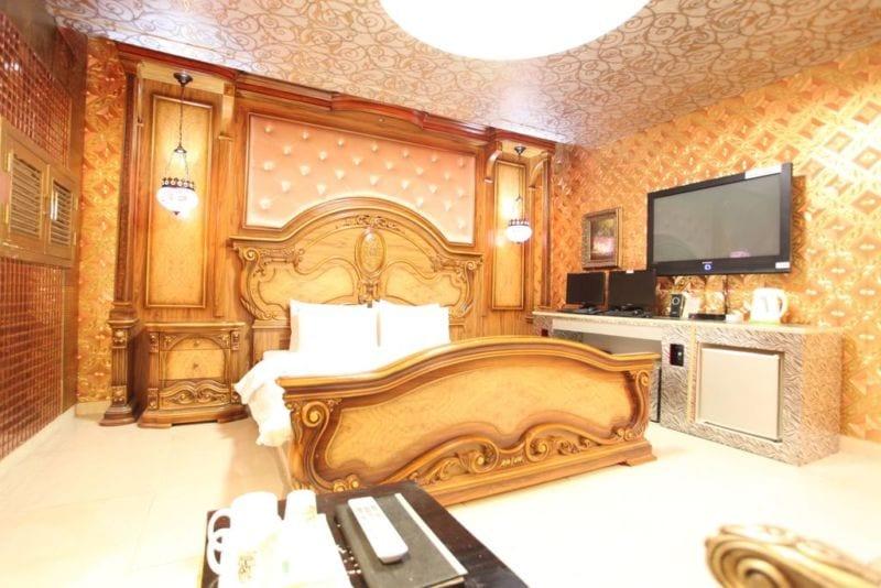 pensions in korea bobas hotel