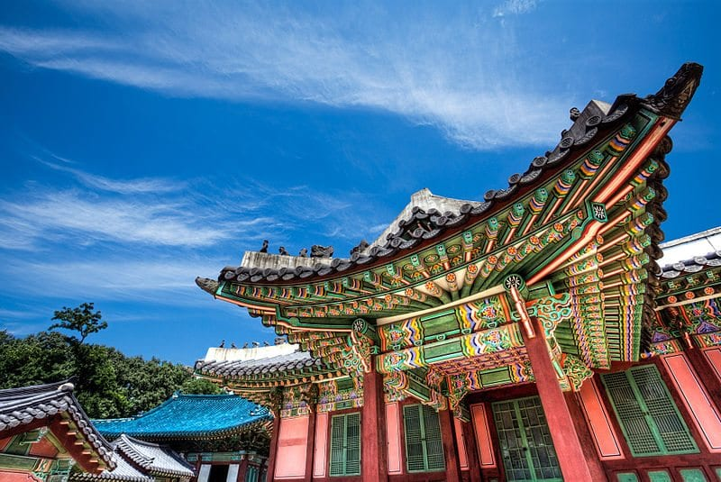 the best palaces to see in seoul changdeokgung palace