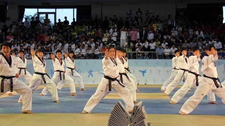English Speaking Taekwondo