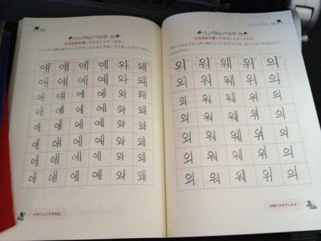 Study Abroad in South Korea language