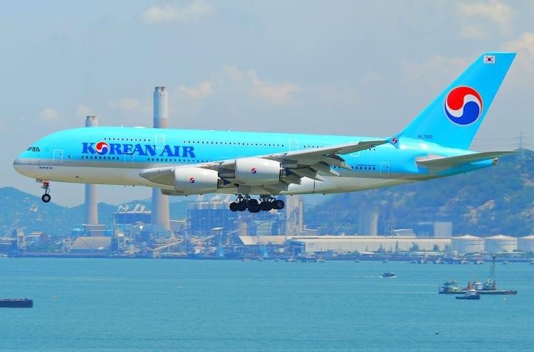 tips on moving to korea flights
