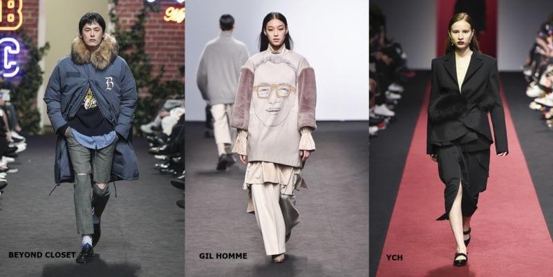 hottest fashion trends from seoul fashion week fUR