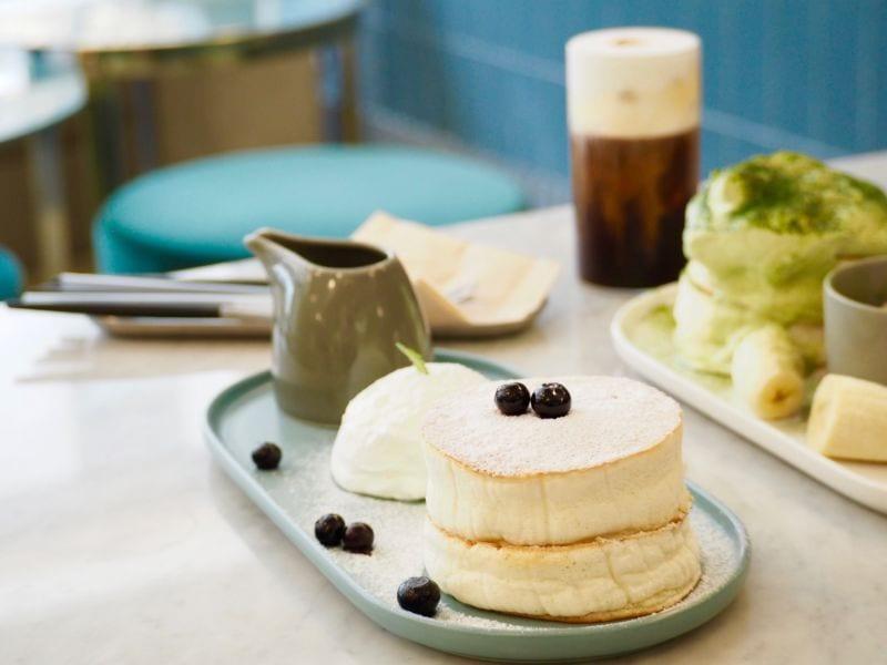 best brunch in seoul pancakes sarr