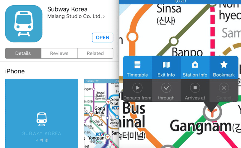 How to Navigate Your Way Through Seoul subway