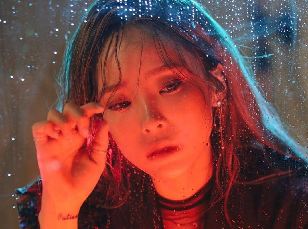 Must Listen To Korean Artists 2018 - Heize