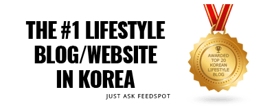 Korean Lifestyle Blogs