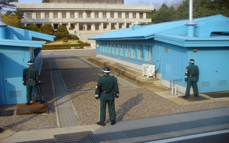 Is The Korean War Coming To An End?- DMZ