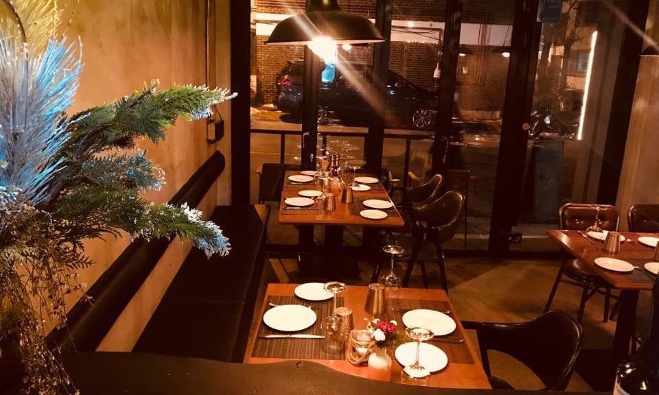 Le Bistro Namsan French Restaurant Seoul