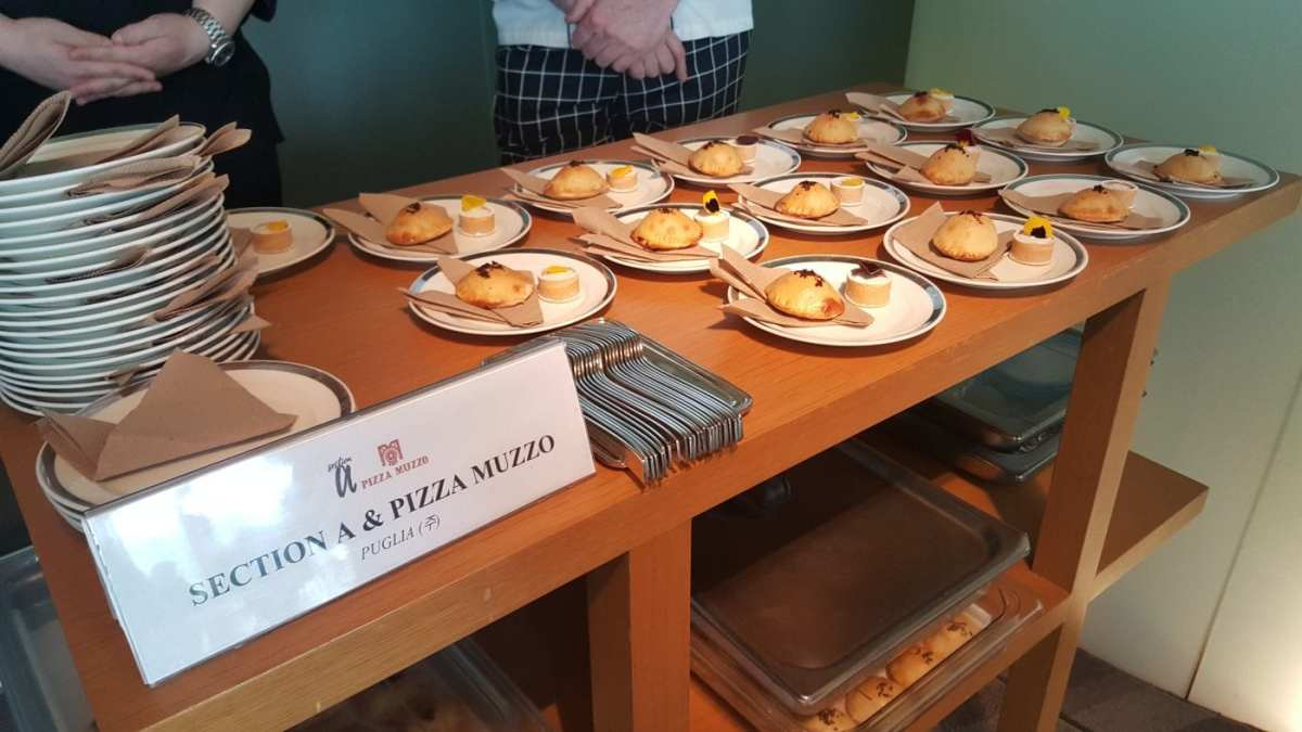 7th Italian Food Festival Section A & Pizza Muzzo Italian Restaurant Seoul