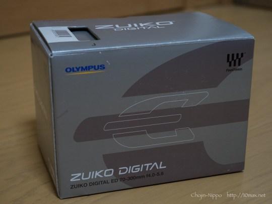 ZUIKO DIGITAL ED 70-300mm F4.0-5.6