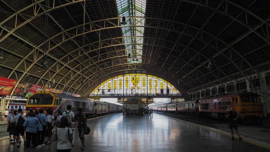 ホアランポーン駅 バンコク
