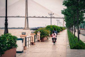 ミトーで思い出のメコン川に再会するベトナム路線バス日帰り旅 Part 2/2