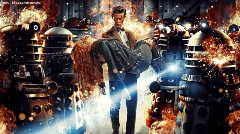 The Doctor kills all the Daleks in Season 7