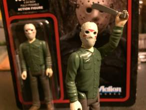 Vintage ReAction Jason Voorhees Friday the 13th