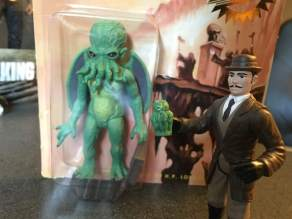 Warpo Spawn of Cthulhu and Professor