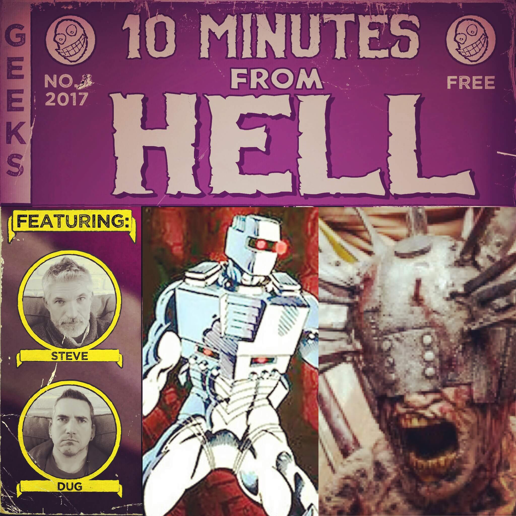 10 minutes from Hell Episode 6