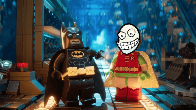 The Lego Batman Movie 10mfH
