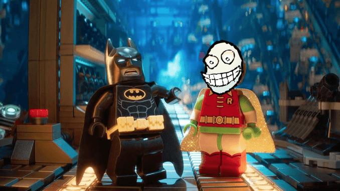 The Lego Batman Movie 10mfH