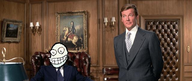 Episode 17: Bond, but not forgotten.