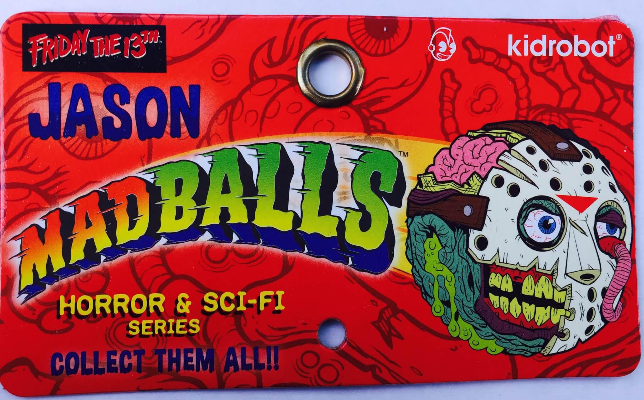 Jason Madballs Tag Front