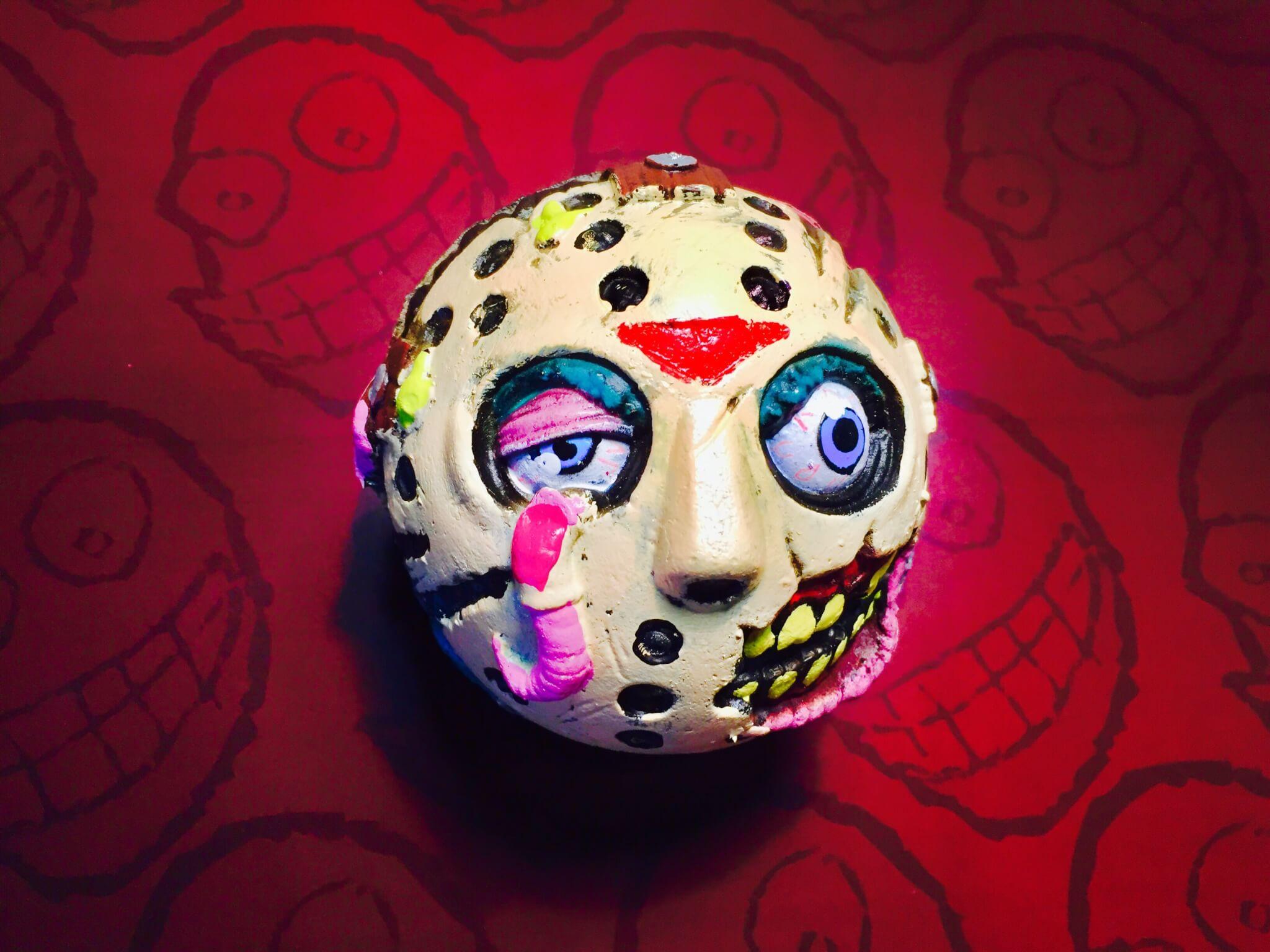 Jason Madballs by Kidrobot