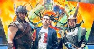 Bruce Banner Thor Ragnarok cosplay costume
