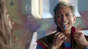 Marvel's Grandmaster (Jeff Goldblum)