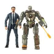 Hasbro 2018 MCU Tony Stark and Iron Man Mark 1 2-pack figures