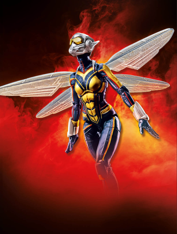 Hasbro 2018 MCU Wasp