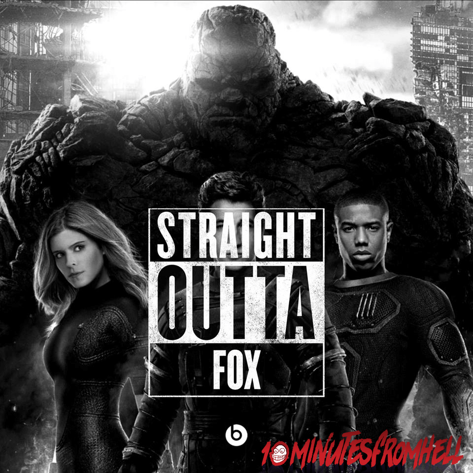 F4 Outta Fox Meme