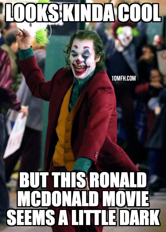 Joaquin Joker Meme