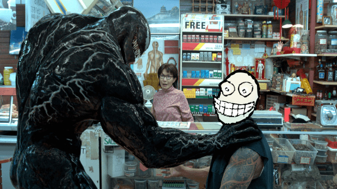 Spoiler free thoughts on the Venom Movie