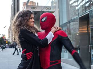 Spidey & MJ Far From Home