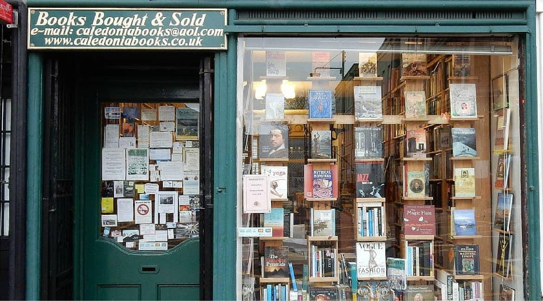 Caledonia Books, Glasgow