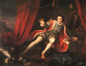 Walker Art Gallery David Garrick as Richard III