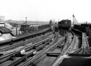 Liverpool Overhead Railway, George Garrett, Ten Years On The Parish