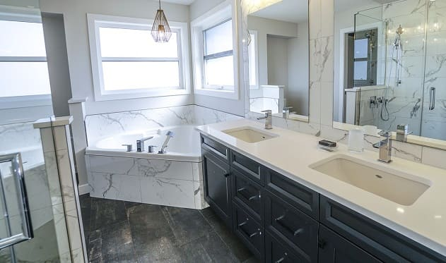 Cultured Marble Countertops Cleaning and Sealing