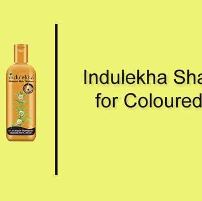 Indulekha Shampoo for Coloured Hair Review