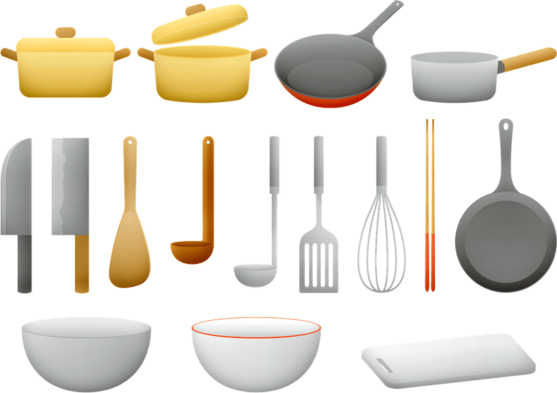 Fall In Love With Kitchen Tools
