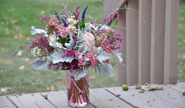 Choose a Flower Arrangement