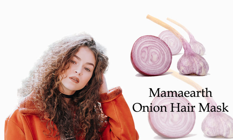 Mamaearth Onion Hair Mask Review