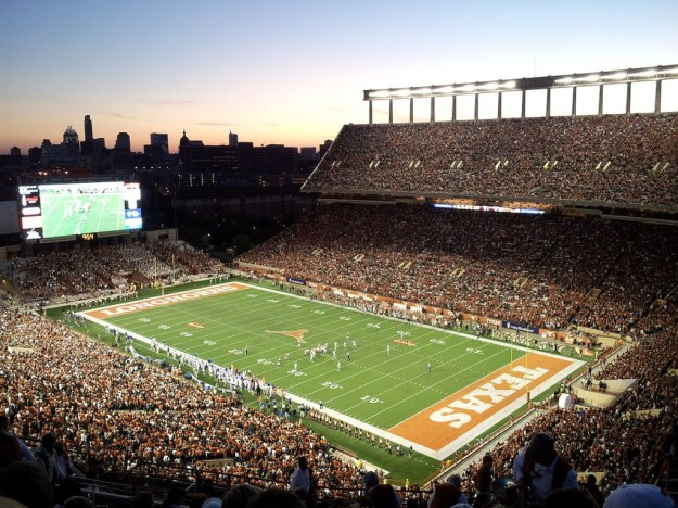 Darrell K Royal–Texas Memorial Stadium, Austin, TX, United State