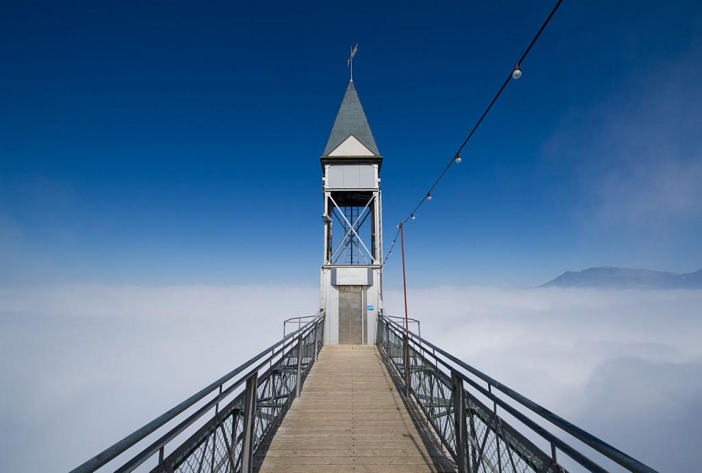 The Hammetschwand Lift, Switzerland