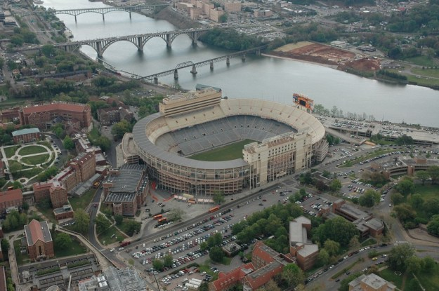 Neyland Stadium, Knoxville, TN, United States