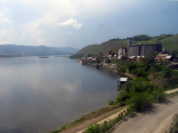 10 Longest Rivers In The World: Yenisei River