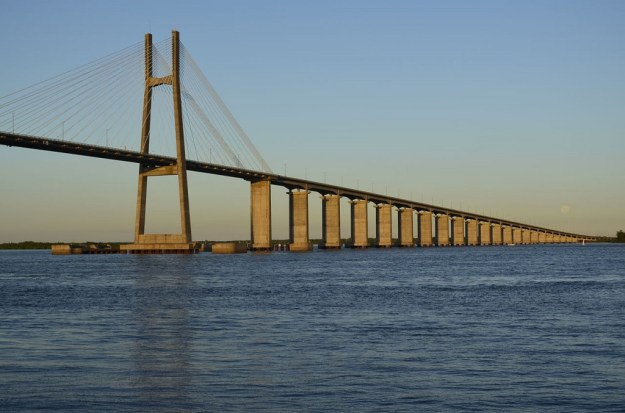 10 Longest Rivers In The World:Parana River